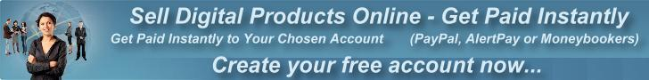 Sell Digital Products Online!!!